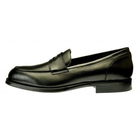 Edoardo - black leather