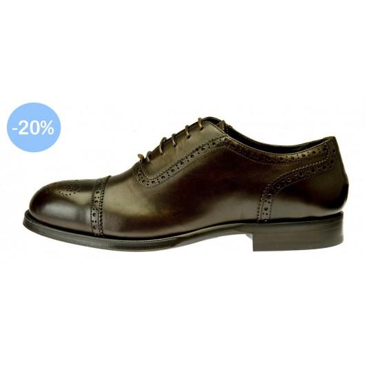 Gerardo - Brown Leather