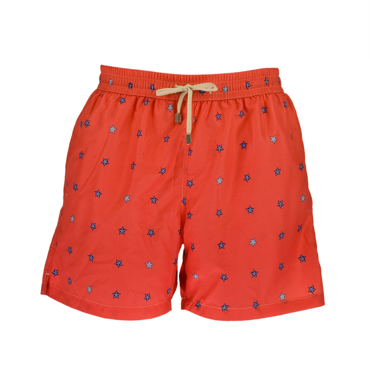 Red Fast-Dry Polyester Swimming Shorts BELSIRE MILANO Cheap High Quality Cheap Eastbay Outlet Explore Excellent tuoqN