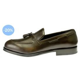 Lorenzo - Brown leather