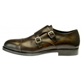 Berny - Dark brown Leather