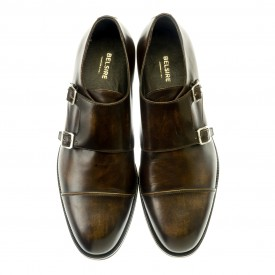Berny - Dark brown Leather
