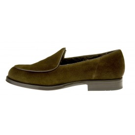 Duccio - Brown Suede