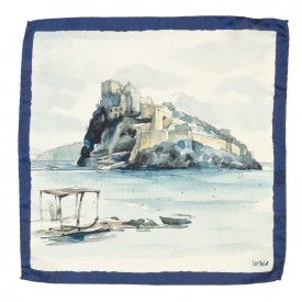 Ischia Pocket Square