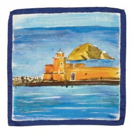Ponza Pocket Square